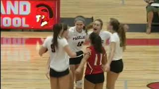 SECTV Sports Scene - 2018 Girls Volleyball Liberty vs Parkland