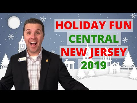 Fun things for the holidays in central New Jersey! (With links!)