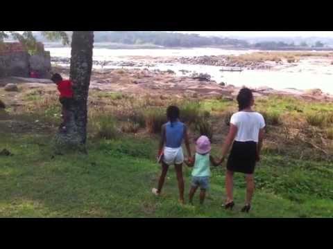 Voyage Congo Kin 2014 en famille !