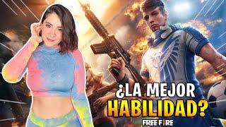 DESCUBRO COMO SACAR EL MÁXIMO DEL NUEVO PERSONAJE LUQUETA EN FREE FIRE!!! || MACHIKAYT