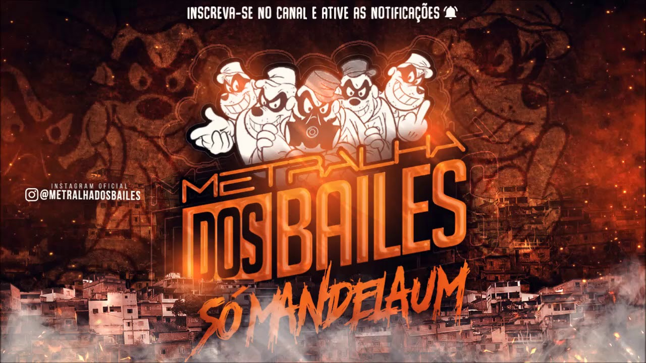 MAIS PIRANHA DO BRASIL - MC GW, MC Delux (DJ Alex Martins)