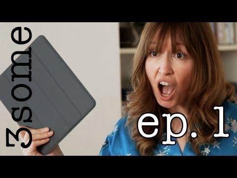 """The End""   3some Episode 1   British Award-winning Sitcom Series"