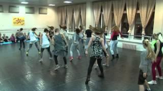 Открытый урок Танц-Отеля «Зима-2013»