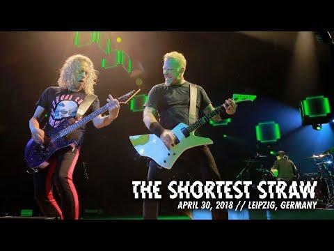 Metallica: The Shortest Straw (MetOnTour - Leipzig Arena - 2018)