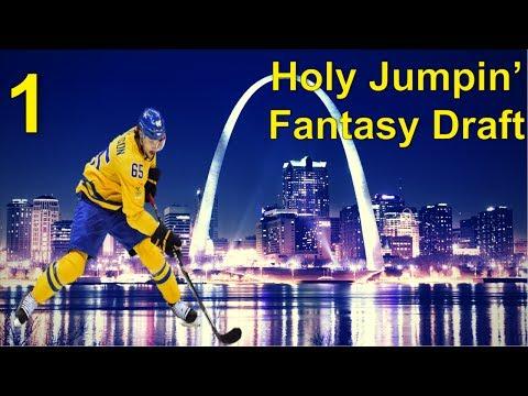 NHL 17 Franchise Mode - St. Louis Blues ep. 1 - 'Fantasy Draft'