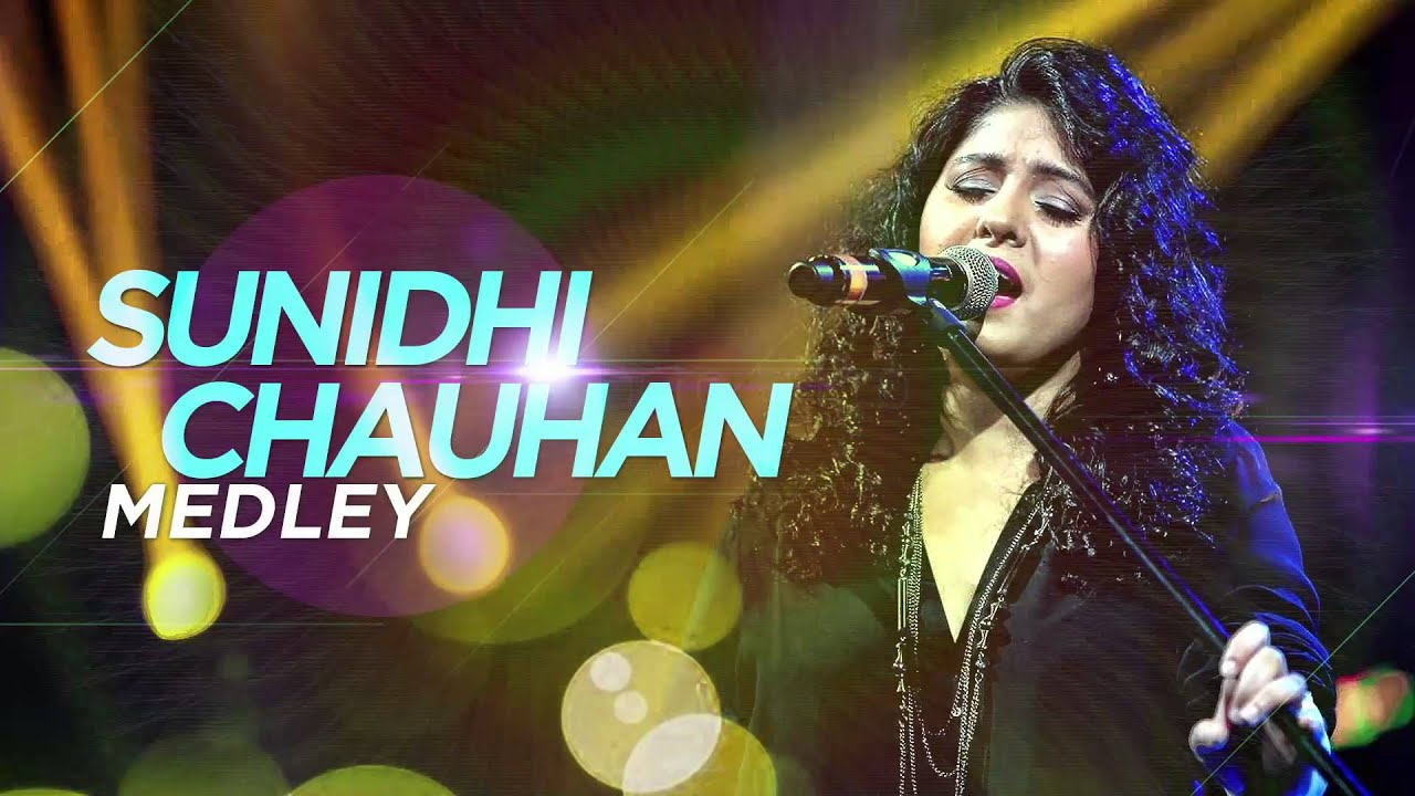 Sunidhi Chauhan Medley | Audio Song | Latest Punjabi Songs 2015 | Speed  Punjabi