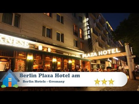 Berlin Plaza Hotel am Kurfürstendamm - Berlin Hotels, Germany