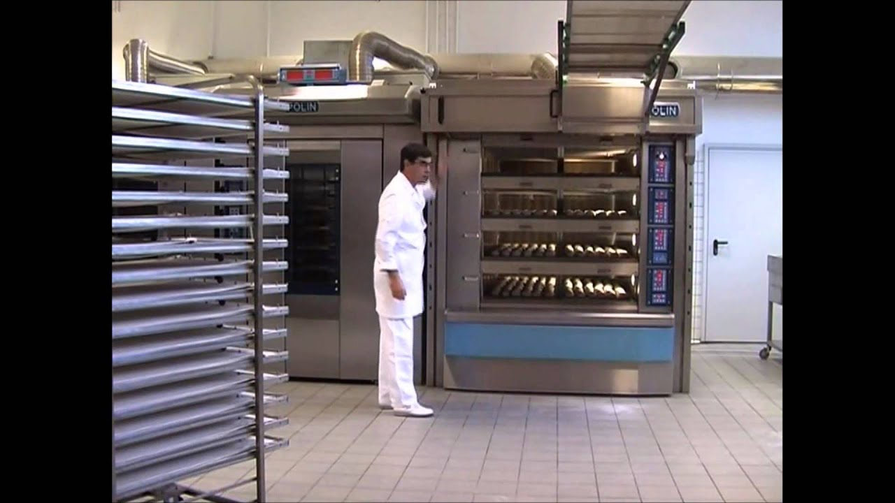 Polin Industrial Deck Ovens Probake Bakery Equipment