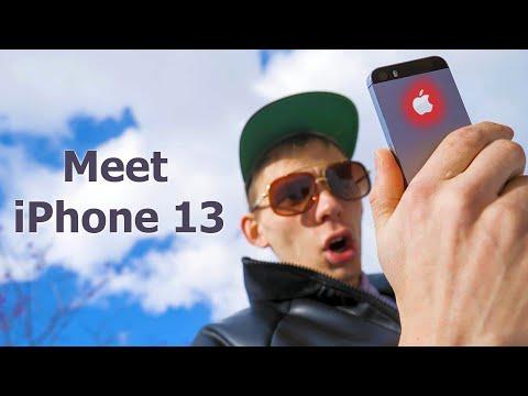 Meet iPhone 13   Parody