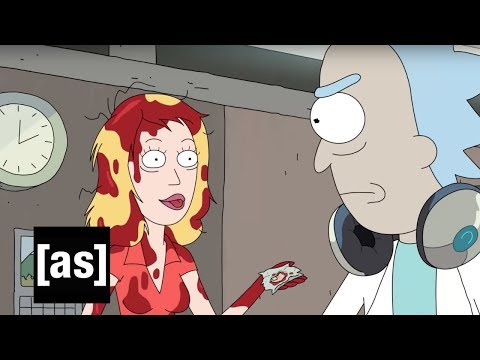 Fathers and Daughters (Full Length Song) | Rick and Morty | Adult Swim
