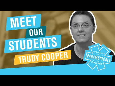 "Meet Trudy Cooper - Diploma Student Review Clinical Workshop - ""I feel very fortunate"""