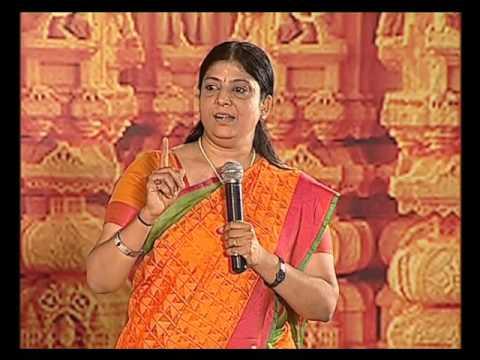 Kalyanamalai |  Lr  Sumathi's Speech 01| 12/2/2016