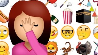 10 emojis que estás usando mal