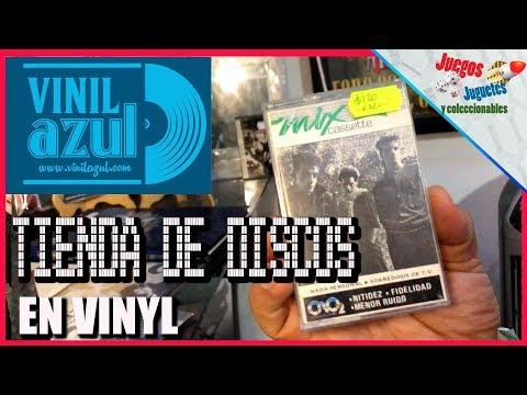 En Vinyl - Tienda de Discos VINIL AZUL Qro ★ juegos juguetes y coleccionables ★
