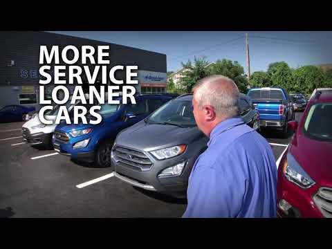 Van Bortel Ford Loaner Service