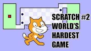 Урок Scratch #2. Делаем игру World's Hardest Game
