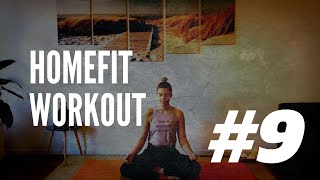 HOMEFIT #9 - HATHA YOGA