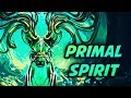 Guild Wars 2 / Primal Spirit Jackal Skin (New Mount Skin 2000 Gems)