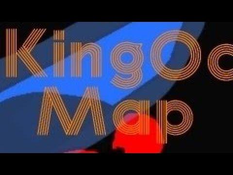 King Oc Map (Closed Backups open) Beginner...