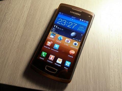 Test express du Samsung Wave 3 - par Test-Mobile