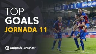 Download Todos los goles de la Jornada 11 de LaLiga Santander 2019/2020 Mp3 and Videos
