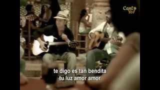 Maná - Bendita tu luz (Official CantoYo Video)