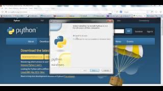 Install and Run Python in Aptana