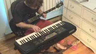 ☺ One Man Band (Guitar + Bass + Piano)