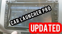 **2018 UPDATE** CAR LAUNCHER PRO FOR ANDROID