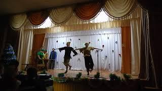 Эпизод 7  Даша , выход лисы , маленькая страна, танец бабки ёжки , выход бабы Яги