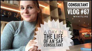 Daily Consultant Vlog #67 - A Day in the Life of a SAP Consultant