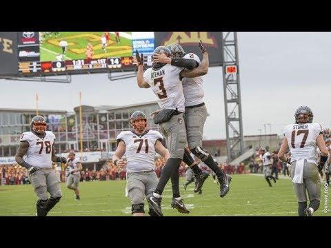 2017 NCAA Football Oklahoma State at Iowa State