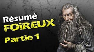 Résumé Foireux de : LE SEIGNEUR DES ANNEAUX partie 1 {Parodie}