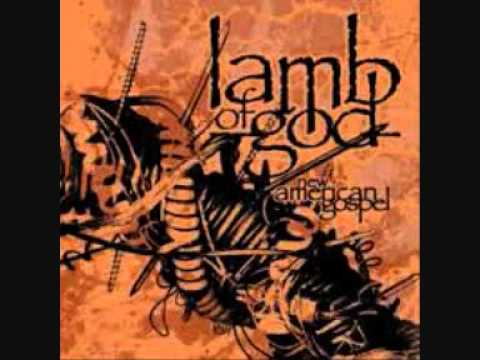 Lamb of God - A Warning (HQ)