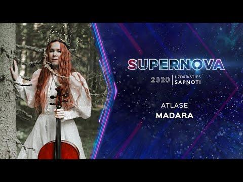 "Madara ""M�ras zeme� | Supernova 2020 ATLASE"