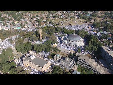 ሙሽራዋ አክሱም ጽዮን። ደማቁ በዓለ ንግስ።  ጉዞ ኢትዮጵያ | travel ethiopia axum Tison ALL