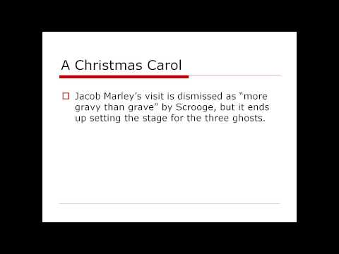 Micro Summary - A Christmas Carol (Examville Study Guides)