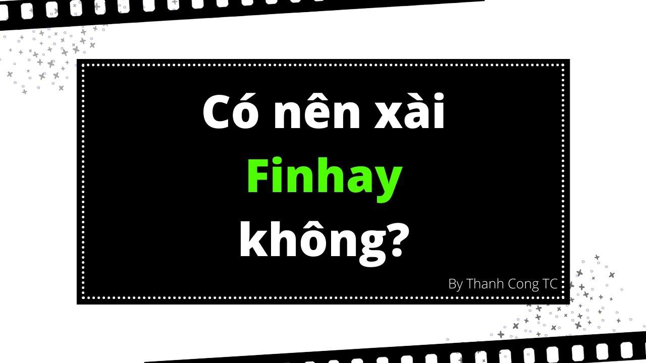 Có nên xài Finhay hay không? #shorts