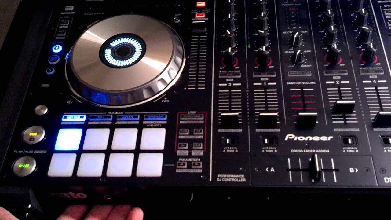WINDOWS 7 DJ PIONEER CONTROLLER DDJ SX