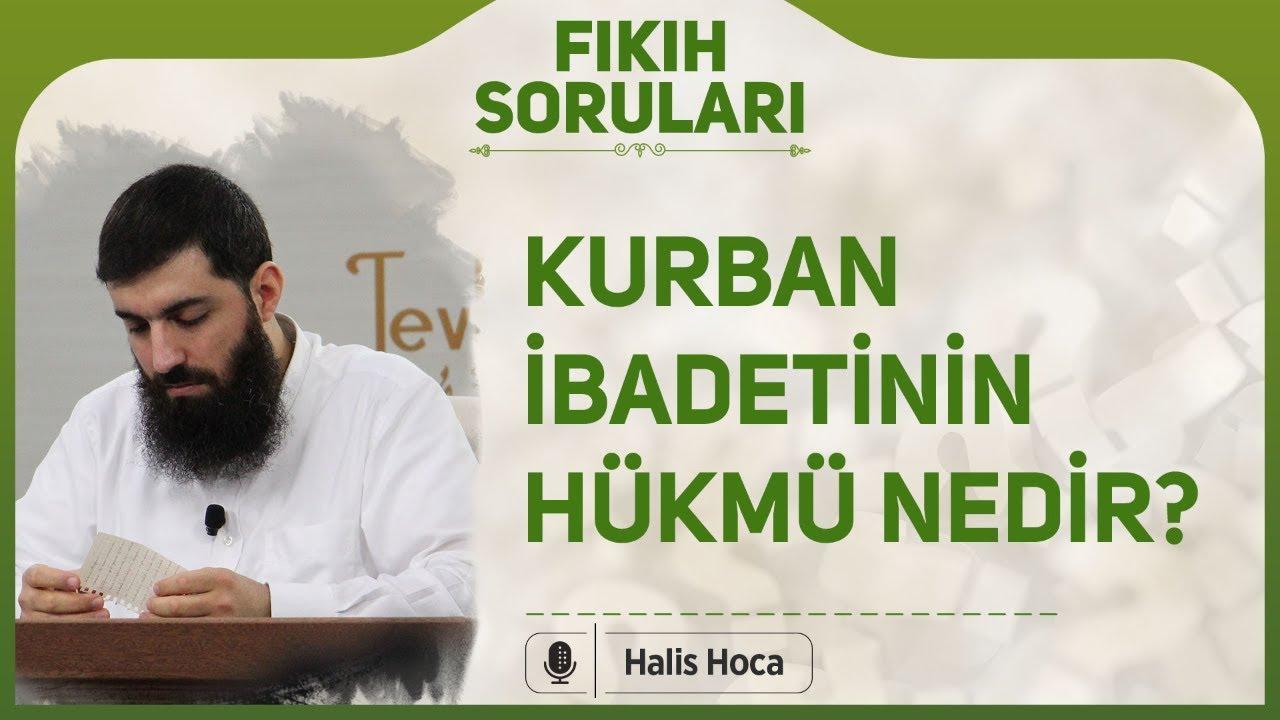 Download Kurban ibadetinin hükmü nedir? Halis Hoca (Ebu Hanzala)