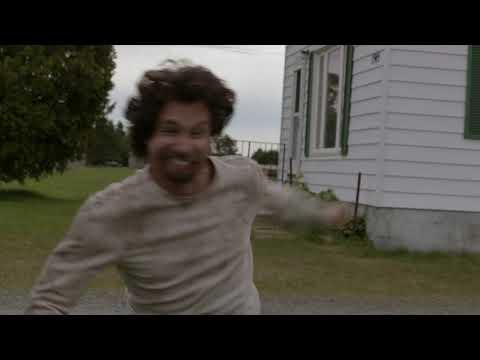 Letterkenny - Wayne Fights Sled Ted