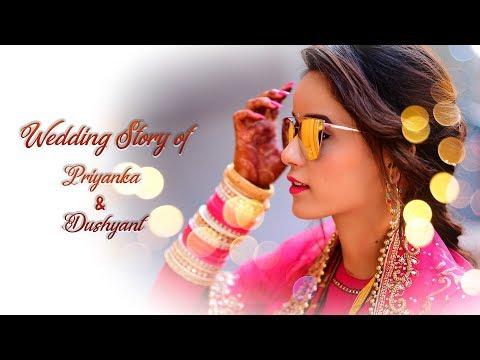 Wedding Story l Priyanka & Dushyant | The Royal Photo Studio