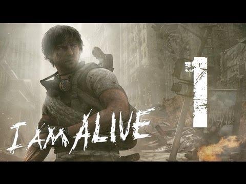 I Am Alive | Let's Play en Español | Capitulo 1