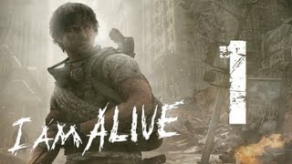 I Am Alive | Let's Play en Español | Capitulo 1