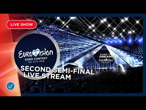 Eurovision Song Contest 2019 - Second Semi-Final - Live Stream