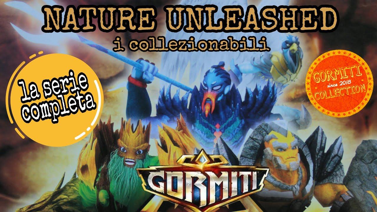 Download GORMITI Serie NATURE UNLEASHED + Speciali Edicola, GEOLAB e ORO - PREZIOSI COLLECTION GIG 2012