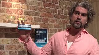 Nils Glagau über Quick Brain – Natürliches Koffein mit Langzeiteffekt