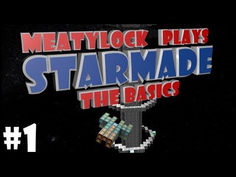 StarMade - Starter Salvage Ship & Easy Money #1