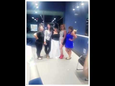 Fashion Night at Marinello Fairfield. ( Ms Patricia class)