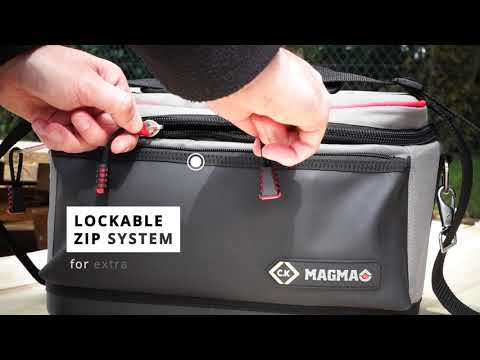 MA2641 C.K Magma Technician's Test Equipment Case PLUS